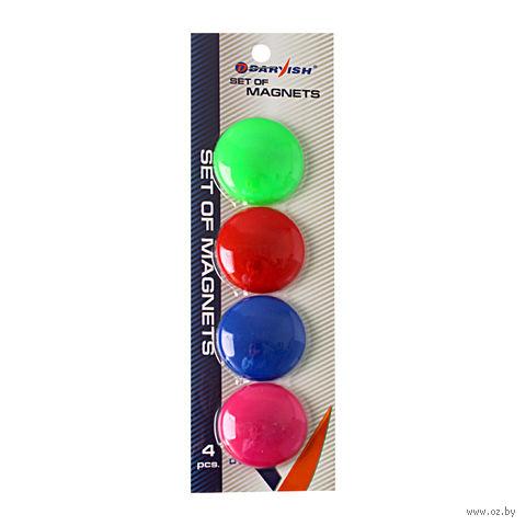Магниты для доски (4 шт.)