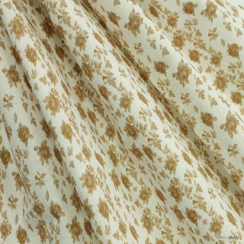 """Ткань """"Цветущие пионы"""" №10 (48х50 см) — фото, картинка"""