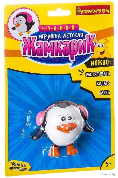 "Игрушка-антистресс ""Жамкарик. Пингвин"" — фото, картинка"