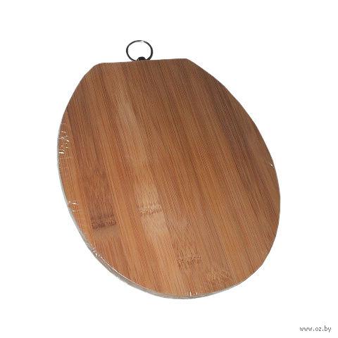 Доска разделочная бамбуковая (290х240х12 мм)