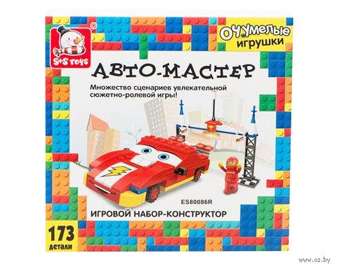"""Конструктор """"Гоночная машина"""" (173 детали)"""