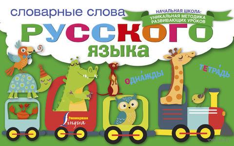 Словарные слова русского языка — фото, картинка