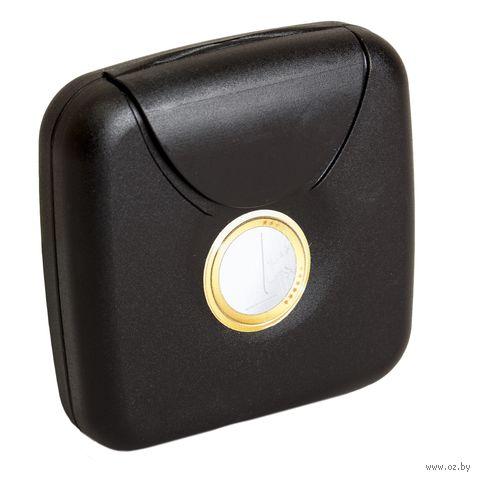 Монетница (черная) — фото, картинка