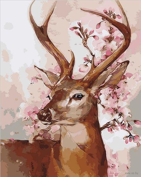 "Картина по номерам ""Гармония с природой"" (400х500 мм) — фото, картинка"