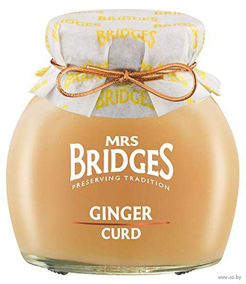 """Крем """"Mrs Bridges. Имбирный"""" (340 г) — фото, картинка"""