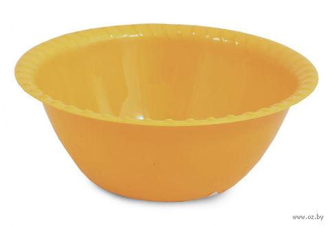 Миска пластмассовая (0,8 л; арт. С41)