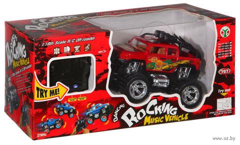 """Автомобиль на радиоуправлении """"Rocking Music Vehicle"""" (арт. 797-662)"""