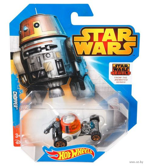 "Игрушка ""Star Wars. Chopper"""