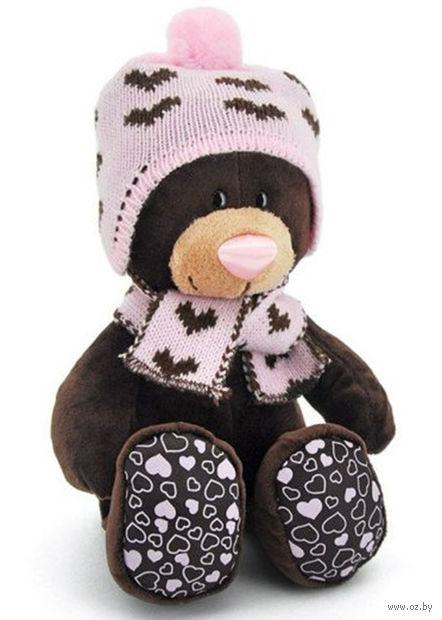 "Мягкая игрушка ""Медведь Milk. Зима"" (30 см)"