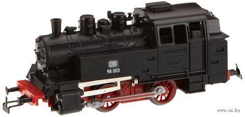 """Модель локомотива """"Паровоз двухосный BR 80"""" (масштаб: 1/87) — фото, картинка"""