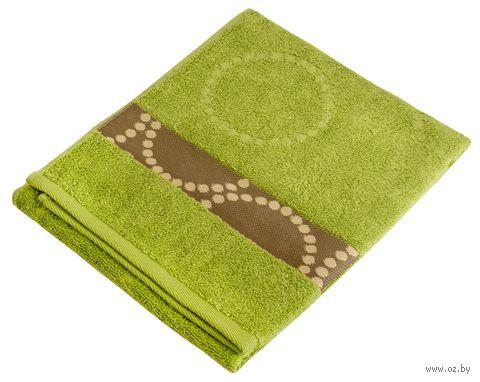 """Полотенце махровое """"Таллин"""" (50х90 см; травяное) — фото, картинка"""