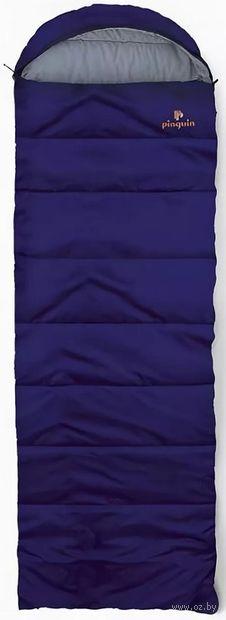 """Спальный мешок """"Safari"""" (R; синий) — фото, картинка"""