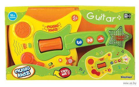 """Музыкальная игрушка """"Гитара"""" (со световыми эффектами)"""