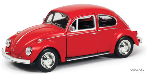 "Модель машины ""Volkswagen Beetle 1967"" (масштаб: 1/32) — фото, картинка"