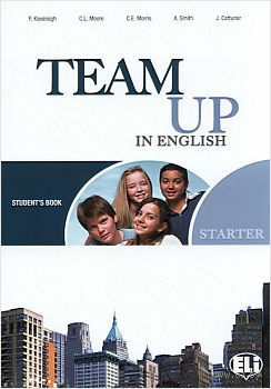Team Up in English Starter: Student's Book — фото, картинка