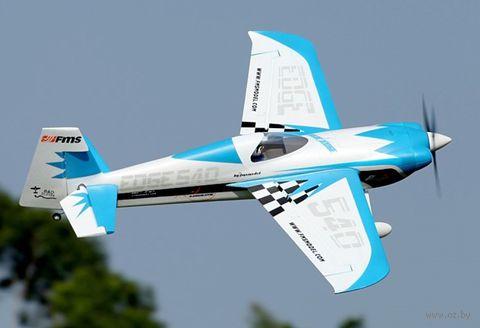 """Самолет на радиоуправлении """"Edge 540 Blue"""" — фото, картинка"""