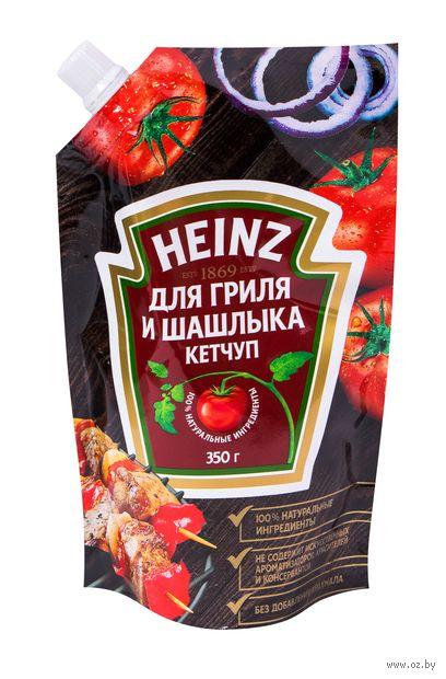 """Кетчуп """"Heinz. Для гриля и шашлыка"""" (350 г) — фото, картинка"""