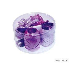 Набор для упаковки подарков Clairefontaine (фиолетовый)