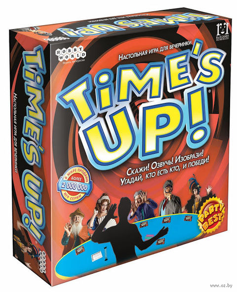 Time`s up!