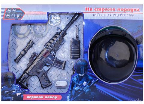 """Игровой набор """"Полиция. BeBoy"""" (арт. 7795) — фото, картинка"""