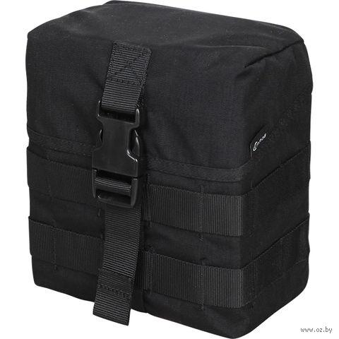 Подсумок багажный малый на фастексе (чёрный) — фото, картинка
