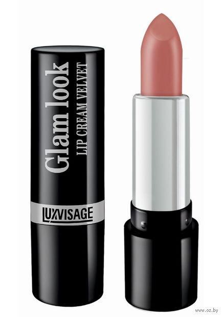 """Помада для губ """"Glam look cream velvet"""" (тон: 323, кленовый сироп) — фото, картинка"""