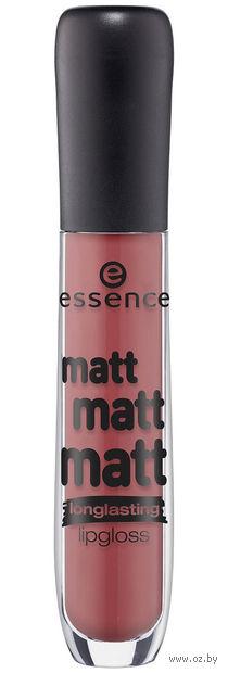 "Блеск для губ ""Matt matt matt"" (тон: 08) — фото, картинка"