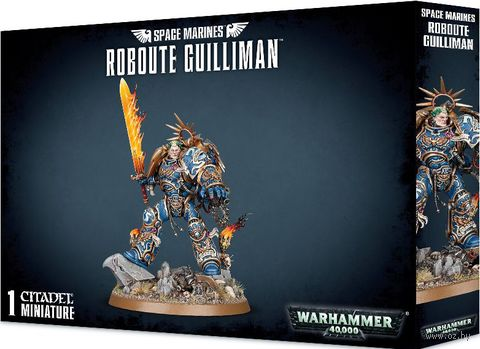 Warhammer 40.000. Space Marines. Roboute Guilliman (48-82) — фото, картинка