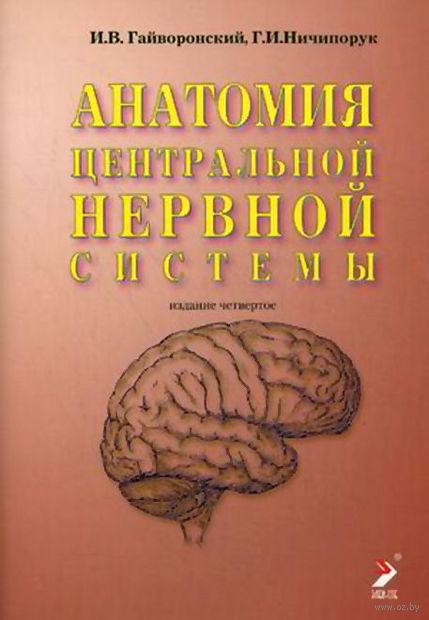 Анатомия центральной нервной системы. Алексей Гайворонский, Геннадий Ничипорук