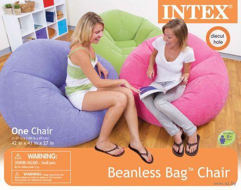 Кресло надувное (пластик, 107*104*69 см)