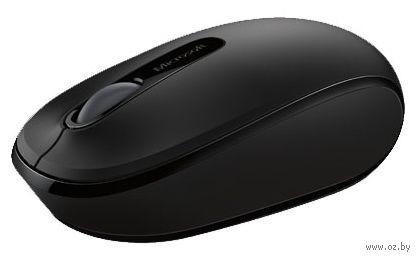Беспроводная мышь Microsoft Mobile Mouse 1850 (черный)