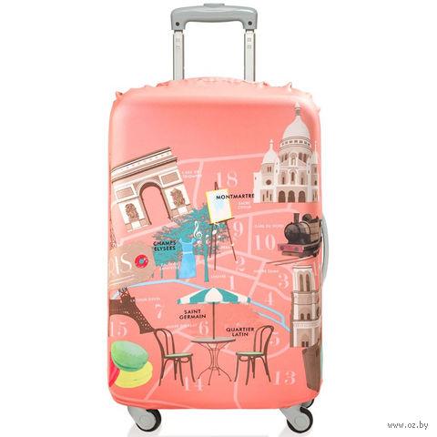 """Чехол для чемодана """"Paris"""" (большой)"""