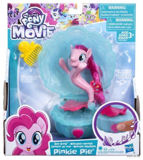 "Фигурка ""My Little Pony. Мерцание. Пинки Пай"" (со звуковыми эффектами) — фото, картинка"