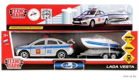 "Игровой набор ""Полиция"" (арт. SB-17-57WB) — фото, картинка"