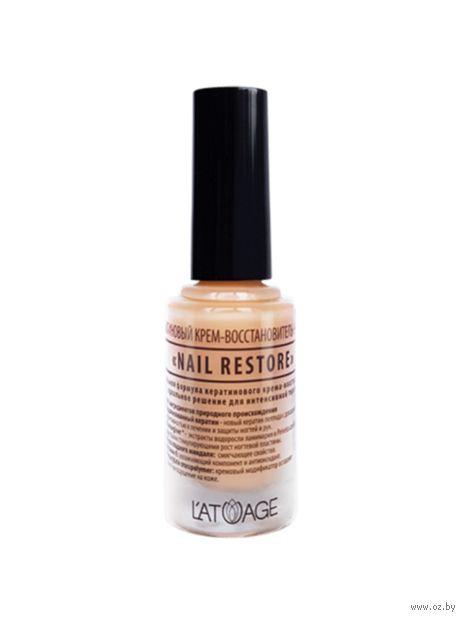 """Крем для восстановления ногтей """"Nail Restore"""" (8,5 г) — фото, картинка"""