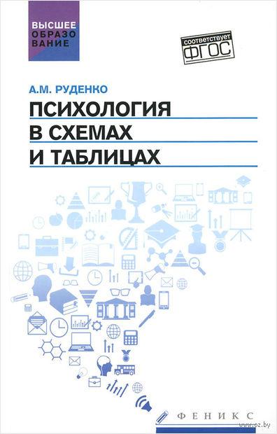 Психология в схемах и таблицах. Андрей Руденко
