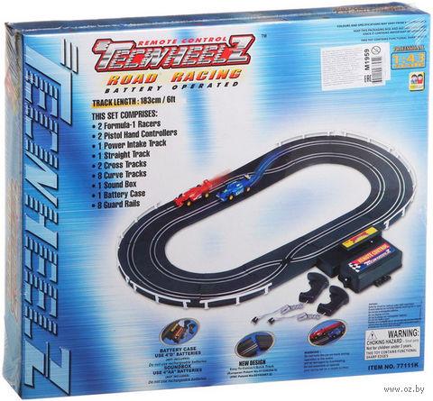 """Автотрек """"Road Racing"""" (арт. 77111) — фото, картинка"""