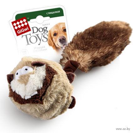 """Игрушка для собак """"Барсук"""" (26 см) — фото, картинка"""