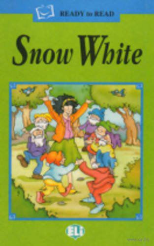 Ready to Read. Snow White (+ CD) — фото, картинка