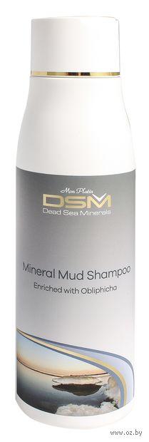 """Шампунь для волос """"DSM. Грязевой с облепиховым маслом"""" (500 мл) — фото, картинка"""