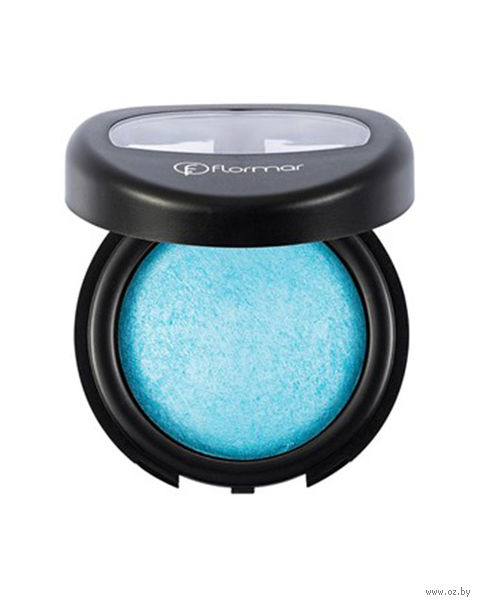 "Тени для век ""Terracotta Mono Eye Shadow"" (тон: 03, turquoise) — фото, картинка"