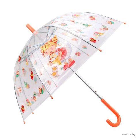 "Зонт-трость ""Лакомка"" (арт. 53732) — фото, картинка"