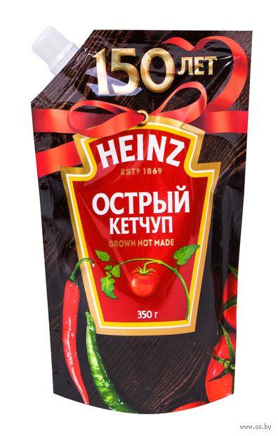 """Кетчуп """"Heinz. Острый"""" (350 г) — фото, картинка"""