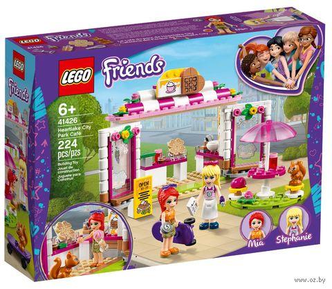 "LEGO Friends ""Кафе в парке Хартлейк Сити"" — фото, картинка"