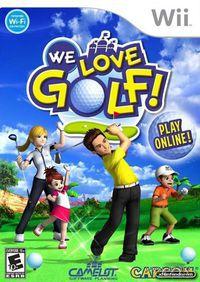 We Love Golf! (Wii)