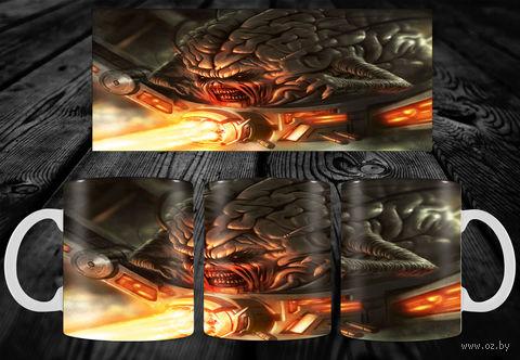 """Кружка """"Doom"""" (art. 22)"""
