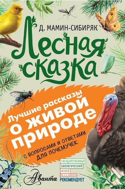 Лесная сказка. Дмитрий Мамин-Сибиряк