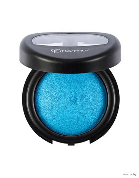 "Тени для век ""Terracotta Mono Eye Shadow"" (тон: 04, blue-pearlescen) — фото, картинка"