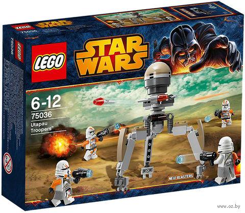 "LEGO Star Wars ""Воины Утапау"""