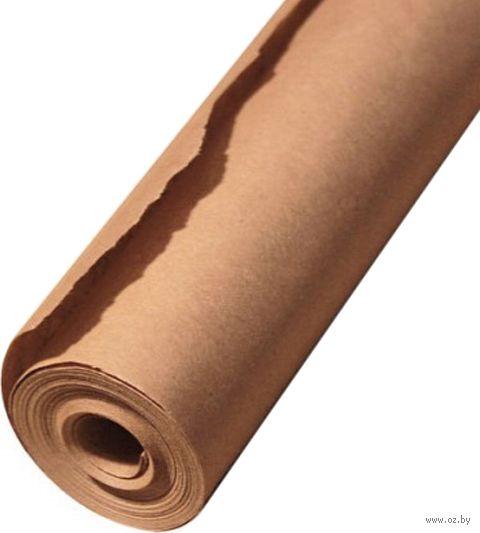 Бумага мешочная крафт (рулон 84х2000 см)